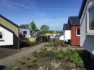 Social Bite Village opening