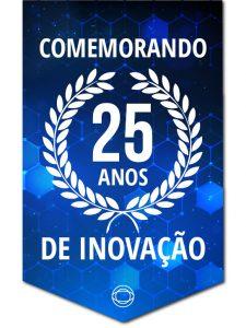 A IndigoVision está feliz em comemorar 25 anos no setor de segurança