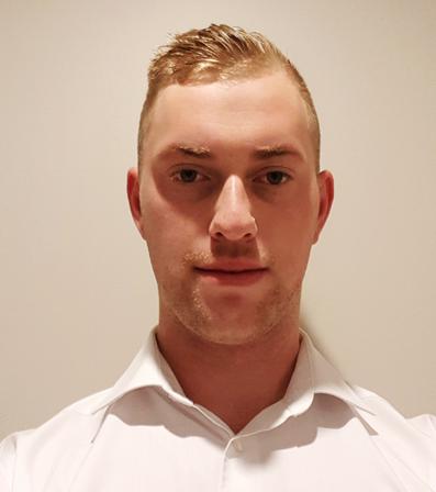 IndigoVision Australia Team Welcomes Aiden Johnson