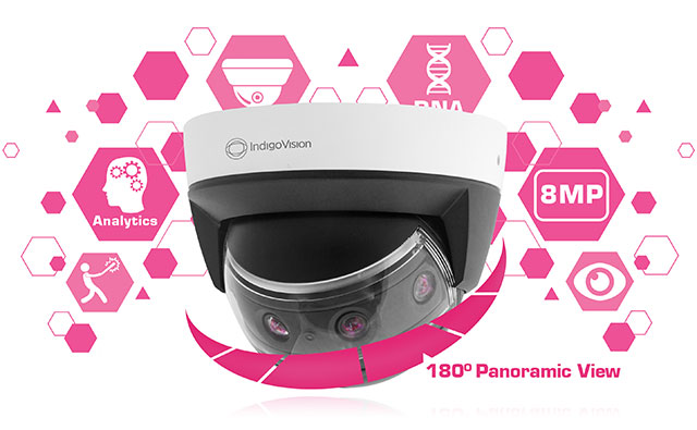 The NEW IndigoVision BX Panoramic Camera Is Here!
