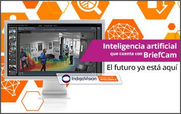 Inteligencia artificial con tecnología de BriefCam - El futuro ya está aquí