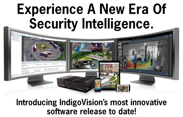 Experience A New Era Of Security Intelligence.