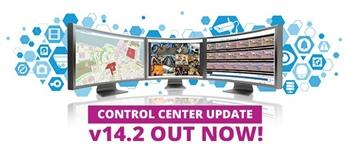 IndigoVision Presenta Control Center V14.2