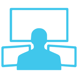 Indigovision Control Center Icon