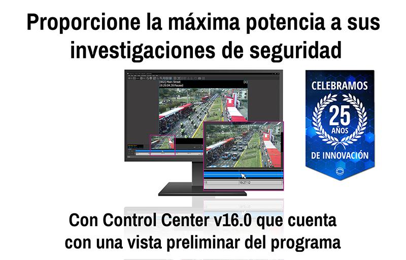 Control Center v16.0 ES