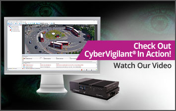 CyberVigilant video - advertising image