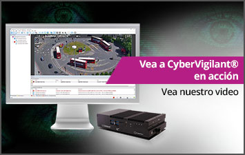 CyberVigilant video advertising image - ES