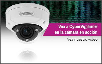 Vea a CyberVigilant® en la cámara en acción - Vea nuestro video