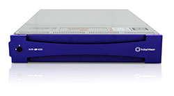 Enterprise NVR-AS 4000 records up to 200 cameras