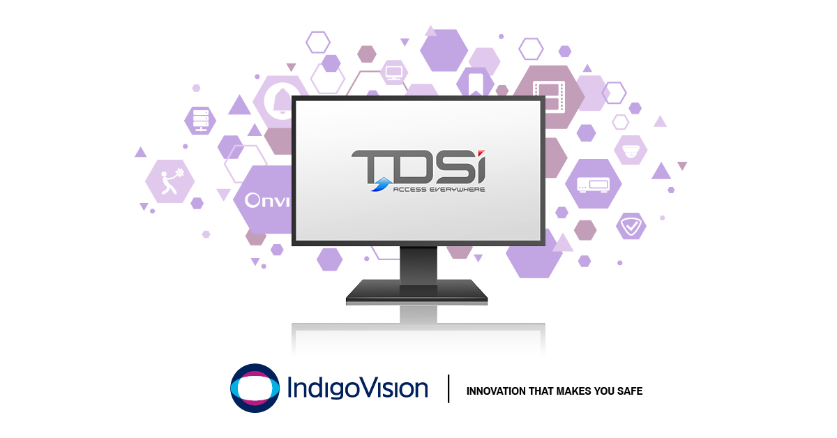 IndigoVision Is Excited To Introduce A Brand New Access Control Integration