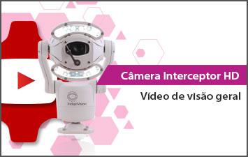 Câmera Interceptor HD - Vídeo de visão geral