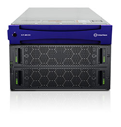 Large Enterprise NVR-AS 4000 records up to 800 cameras