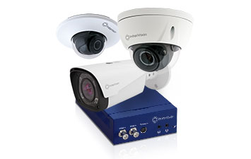 Kameras und Encoder
