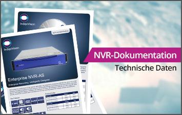 NVR-Dokumentation - Technische Daten