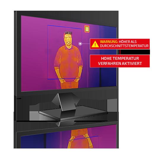 Indigovision Agora Thermal screening