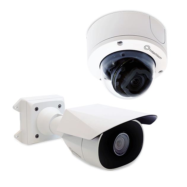 bx dome and bullet camera - infrared security cameras, low light security cameras
