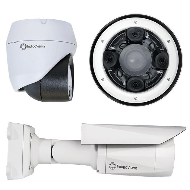 Indigovision CCTV Cameras