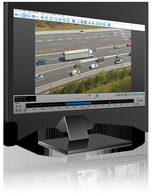 Control Center Video Management Software