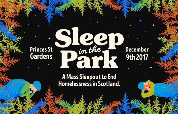 IndigoVision's CEO To Sleep Out Overnight In Edinburgh For The 2nd Year In A Row