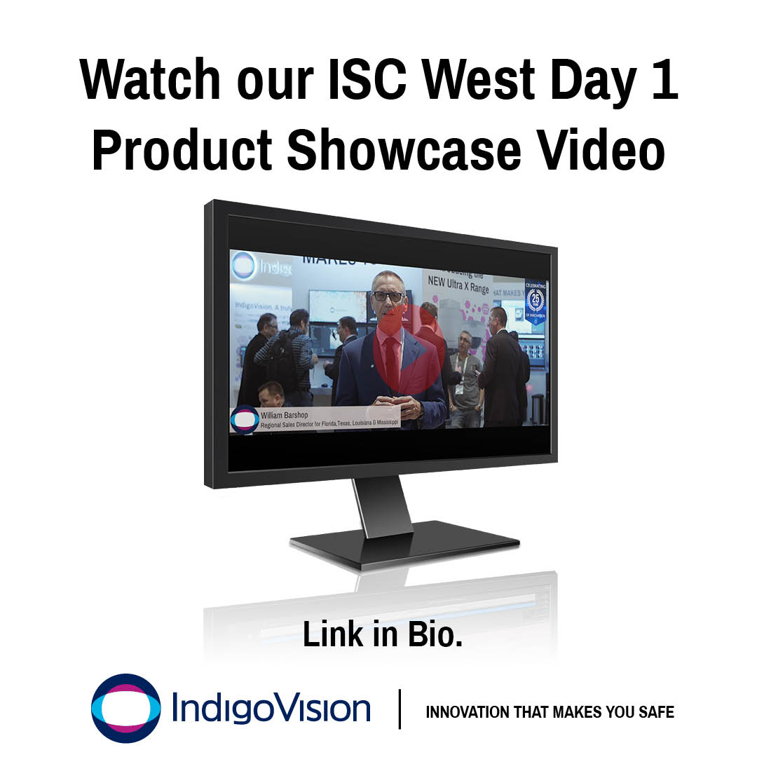 ISC West Day 1 Video