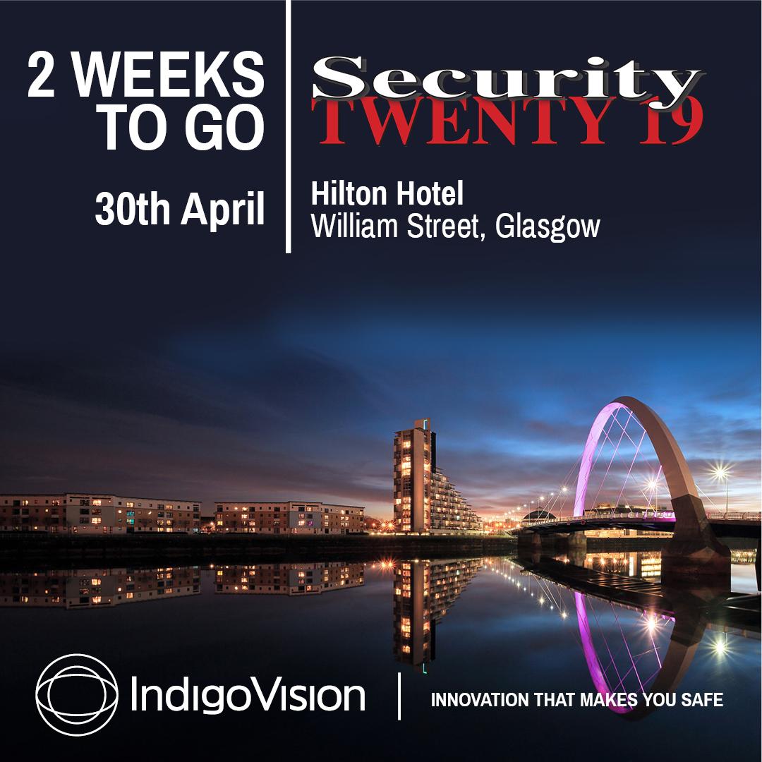 Two Weeks To Go Security Twenty 19