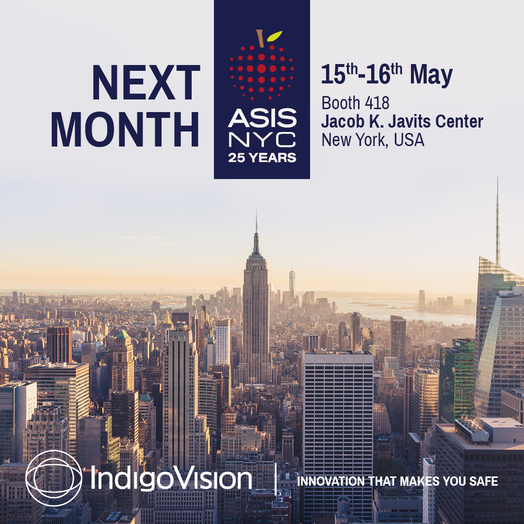 ASIS NYC 1 Month To Go