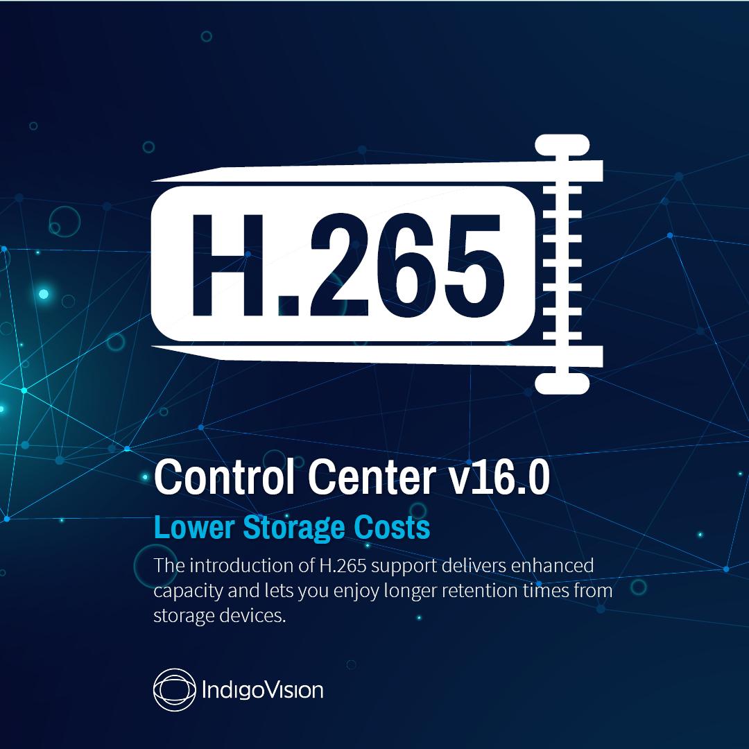 H.265 Control Center Software