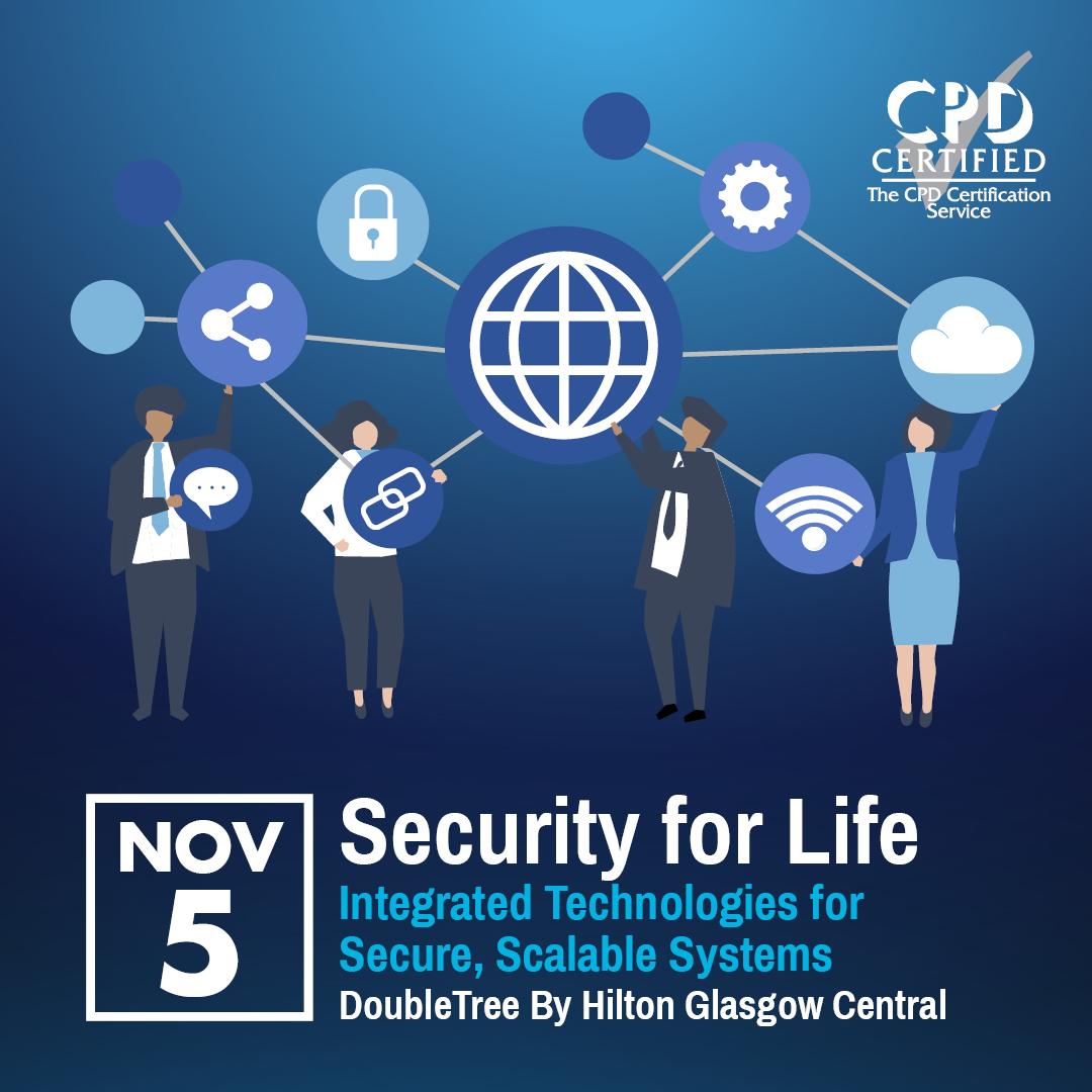 CCTV CPD Event Glasgow