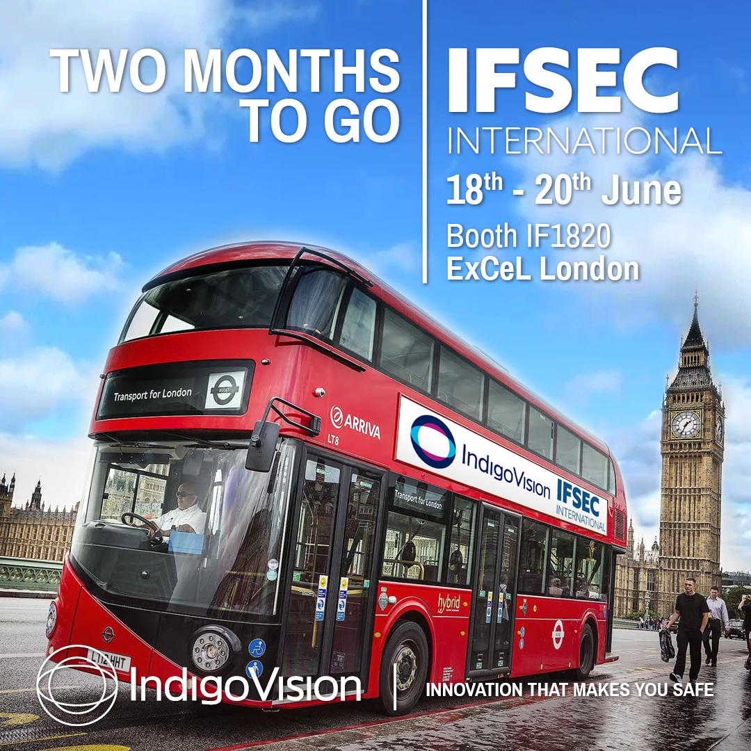 IFSEC Two Months To Go Countdown