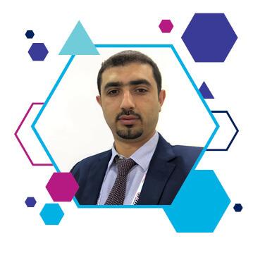 IndigoVision's Middle East Team Welcomes Sami Ali Al Akhras