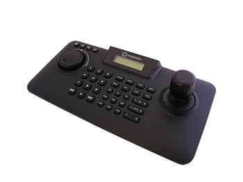 IndigoVision Launches NEW Surveillance Keyboard
