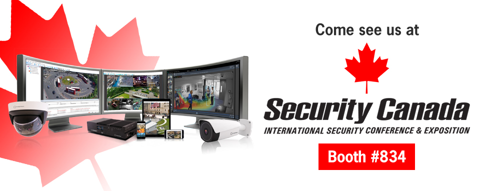 IndigoVision Innovation at Security Canada