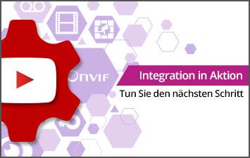 Integration in Aktion - Tun Sie den nächsten Schritt