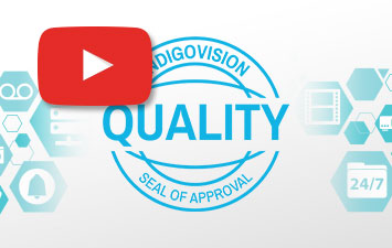 IndigoVision Quality Control - Watch Our Video