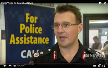 Video - How IndigoVision Helps Australian Police - thumb