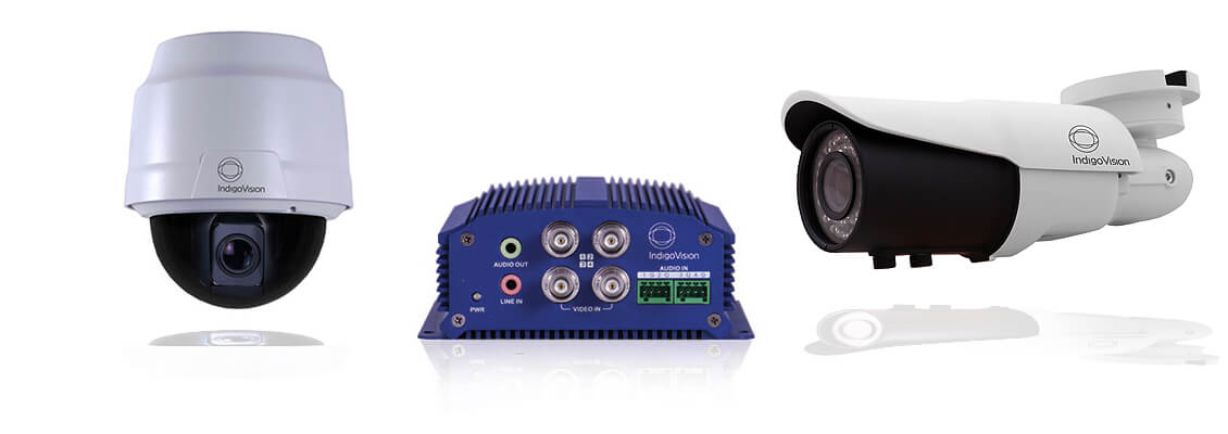 Cameras and Encoders header
