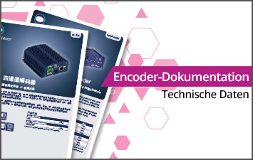 Encoder-Dokumentation - Technische Daten