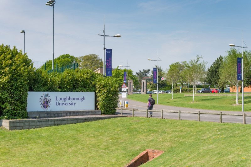 Université De Loughborough, Angleterre, Royaume-Uni