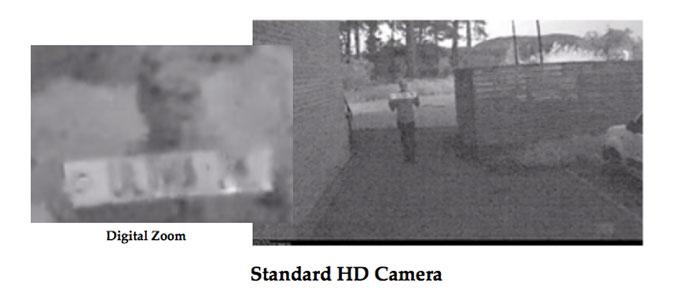 Low Light Performance test - Standard HD thumb