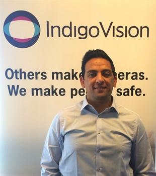 IndigoVision Welcomes Mostafa Abdelhameed